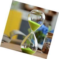 Large Fashion Colorful Sand Glass Sandglass Hourglass Timer