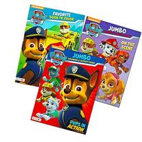 Paw Patrol Coloring and Activity Book Set