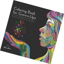 Coloring Book for Grown Ups: Creative Patterns for Adults