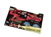 BoomCo Colossal Blitz 72 Darts Motorized  Rapid Fire Blaster