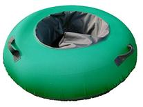 ClearCreekTubes Colossal River Tube Cover- green/black