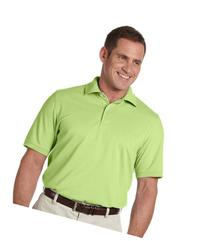 Ashworth Mens Combed Cotton Pique Polo Shirt. 3028C - Small
