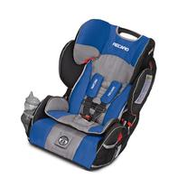 RECARO Performance SPORT Combination Harness Booster Car Seat - Sapphire