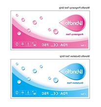 Greatfuns Combo 50 LH Ovulation & 20 HCG Pregnancy Test
