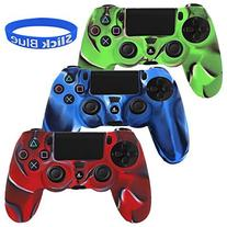 PlayStation-4-Controller-Case SlickBlue Camo Series