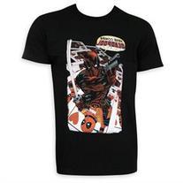 Deadpool Men's Here Comes Deadpool Tee Shirt