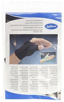 Comfort Cool Arthritis Thumb Splint-Black-Medium-Right