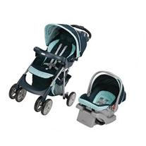 Graco Comfy Cruiser Click Connect Travel System Stroller -