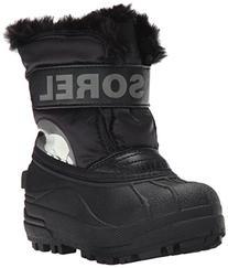 Sorel Commander B Coal Cold Weather Boot , Black/Charcoal,13