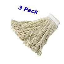 Commercial Cut-end Cotton Mop 12oz.  by A World of Deals