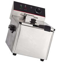 Hakka Commercial Stainless Steel Deep Fryers Electric