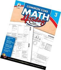 CDP104593 - Carson Dellosa Common Core 4 Today Workbook