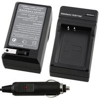 Insten Compact Battery Charger Set for Canon LP-E10 Battery