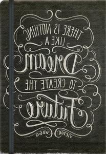 Studio Oh! Compact Deconstructed Journal, Chalkboard Dream