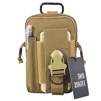 OneTigris Compact MOLLE EDC Pouch Tool Belt Pouch Utility