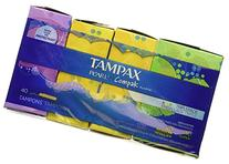 Tampax Tampax Compak Pearl Multipax Absorbancy Plastic