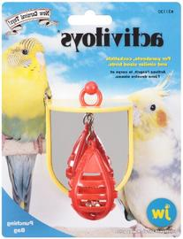 JW Pet Company Activitoys Punching Bag Bird Toy