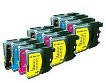 Generic   Compatible Ink Cartridge Replacement for Brother