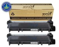 V4INK 2-Pack New Compatible Brother TN630 TN660 Toner