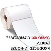"Dymo 4XL Compatible Labels 20 Rolls 4"" X 6"