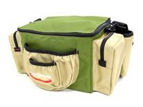 Innova Champion Discs Competition Golf Bag, Green/Khaki
