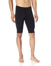 Kanu Surf Men's Competition Jammers Swim Suit, Black, 30