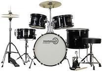 Gammon 5-Piece Junior Starter Drum Kit with Cymbals,