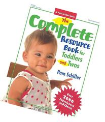 The Complete Resource Book for Toddlers and Twos: Over 2000