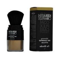 Keratin Complex Volumizing Dry Shampoo Lift Powder - Blonde