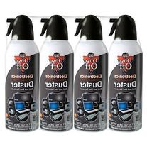 Falcon Compressed Gas  Disposable Cleaning Duster 4 Count,