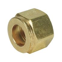 "1"" Compression Brass Nut"