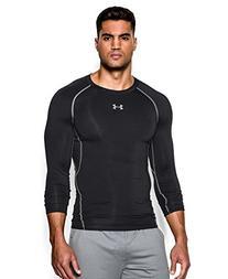 Men's Under Armour Compression HeatGear Long Sleeve T-Shirt