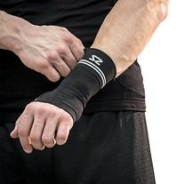Zensah Compression Wrist Support - Wrist Sleeve for Wrist