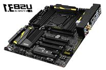 MSI Extreme Gaming Intel X99 LGA 2011 DDR4 USB 3.1 Extended