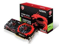 MSI Computer Video Graphics Card GTX 980TI GAMING 6G