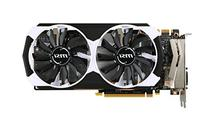 MSI Armor 2X GTX 960 4GB OC Dual Fan HDCP Ready SLI Support