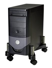 3M Computer Stand CS100MB, 4.75 in x 12.75 in x 3.75 Black
