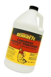 Concrete Acrylic Fortifier