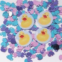 Rubber Ducky Confetti