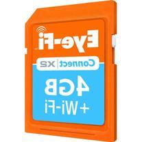 EYE-FI EYE-FI-4CN-EU 4gb Connect Card W/ Flsh International