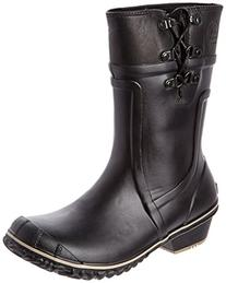Sorel Women's Conquest Carly Waterproof Leather Boot, 9,