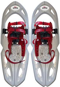 Redfeather Molded Conquest Snowshoes, Grey