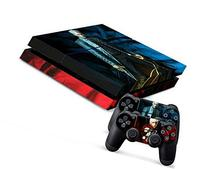 Mod Freakz Console and Controller Vinyl Skin Set - Devil May