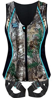 Hunter Safety System Women's CONTOUR Harness, Small/Medium