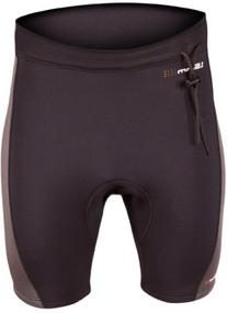 SUPreme Contour 1.5mm Quantum Foam Neoprene Shorts, Gray/
