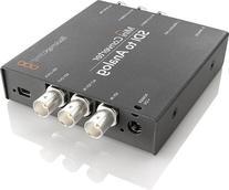 Blackmagic Design Mini Converter SDI to Analog with de-