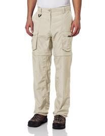 Columbia Men's Convertible II Pant, Large/30-Inch, SAGE