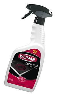 Weiman Cook Top Daily Cleaner - Streak Free, Residue Free,