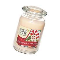 Yankee Candle Cookies for Santa Large 22 oz. jar