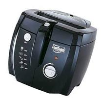 Cool Daddy Cool Touch Deep Fryer Adjustable Thermostat Lets